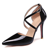 Women's Shoes Stiletto High Heel Pointed toe D'Orsay Ankle Strap Pump More Color Available