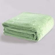 コーラルフリース 画像参照,純色 純色 ウール/アクリル 毛布