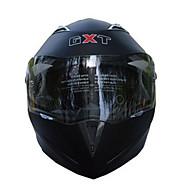 gxt 158 Motorradhelm Doppel-Objektiv Anti-Fog-atmungsaktiv volle Helm
