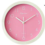 Прочее Прочее Настенные часы,Круглый Квадратный Стекло Пластик Прочее 25*25*4.2 В помещении Часы