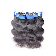 Κυματομορφή Σώματος Hair Extension - από Ανθρώπινη Τρίχα - για Γυναικείο
