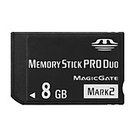 Other 8GB Memory Stick PRO Duo רמת 10