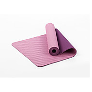 TPE Mats Yoga Eco-friendly Inodore 6 mm Viola Other