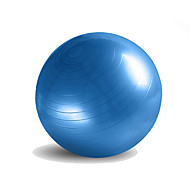 75cm Fitnessboll PVC Rosa Blå Purpur Unisex Other