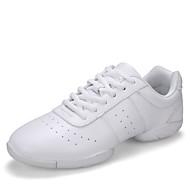Sapatos de Dança(Branco) -Feminino-Não Personalizável-Tênis de Dança