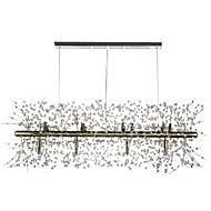 Lustres ,  Tradicional/Clássico Galvanizar Característica for Cristal Metal Sala de Estar Sala de Jantar Quarto de Estudo/Escritório