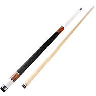 Cue Sticks & Acessórios Piscina Nine-Ball Duas peças Cue Madeira