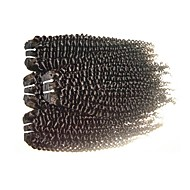 beautysister hair 8a brazilian afro kinky curly virgin hair 4bundles 400g lot unprocessed brazilian human hair extensions weaves natural black color