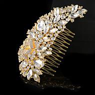 Декоративный гребень Аксессуары для волос Crystal парики Аксессуары Для женщин