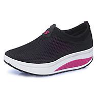 Women's Shake Shoes EU35-EU40 Casual/Travel/Running Fashion Tulle Leather Sneakers Shoes