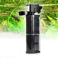 조정 20분의 15 / 30 / 40w 교류 220-240V 절약 수족관 필터 에너지