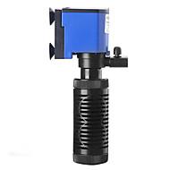 Akvarij Zračne pumpe Vodene pumpe Filteri Energy Saving Plastika AC 220-240V