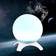 2017 Ultraschall-Luft Aroma Luftbefeuchter mit 7 Farbwechsel LED-elektrische Aromatherapie ätherisches Öl Aromazerstäuber leuchtet