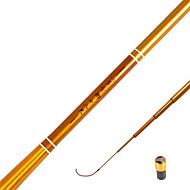 Fishing Rod Telespin Rod Carbon steel General Fishing Rod Gold