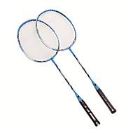 Duurzaam-Badminton Rackets(Blauw,Nylon)