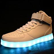 Za djevojčice Sneakers Proljeće Ljeto Jesen Zima Udobne cipele Inovativne cipele Svinjska koža Aktivnosti u prirodi Ležeran AtletikaRavna