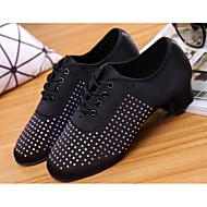 Sapatos de Dança() -Feminino-Personalizável-Balé