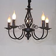 Lysestager ,  Moderne / Nutidig Tradisjonell / Klassisk Kontor/Business Vintage Andre Funktion for Ministil Stearinlys Stil MetalStue