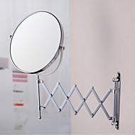 鏡 / ブラッシュドニッケル真鍮 ステンレス /モダン
