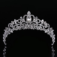 Women Rhinestone Tiaras With Wedding Headpiece