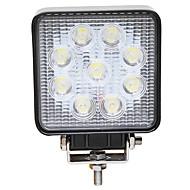 27W bijela 6000k dovela auto reflektori žarulje rade svjetla glava svjetiljka kamion moto cesta za maglu traktor car vodio prednjih radna