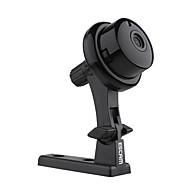 escam® pulsante Q6 1.0 MP mini al coperto con due vie di rilevamento del movimento audio 128g tf dual stream telecamera IP IR-cut