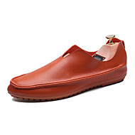 New Men PU Shoes Weird Design Loafers & Slip-Ons Comfort Espadrilles Outdoor Office & Career Casual Shoes