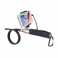 hd ručni 1m teško žica android endoskopska kamera sa 5.5mm objektiv 6led usb vodootporan zmija cijevi cijevi borescope