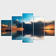 Aufgespannte Leinwandrucke Stillleben Freizeit Modern Stil,Fünf Panele Leinwand Jede Form Druck-Kunst Wand Dekoration For Haus Dekoration