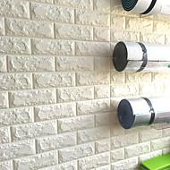 Art Deco 3D Tapete Für Privatanwender Zeitgenössisch Wandverkleidung , Andere Stoff Klebstoff erforderlich Tapete , Zimmerwandbespannung