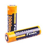 fenix 18650 2600mAh 3,6 V Li-ion dobíjecí baterie-ARB-l18-2600