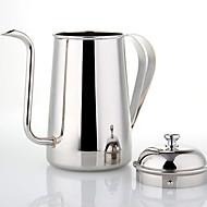 700 ml Rustfritt stål Kaffekjele , 7 kopper Maker Gjenanvendelige