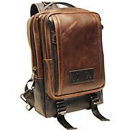 Heren PU Informeel Sling Shoulder Bags