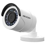 히크 비전의 DS-2ce16d0t-IR 최대 HD1080p IR 총알 카메라 (IP66 방수 20m IR 아날로그 HD 출력)