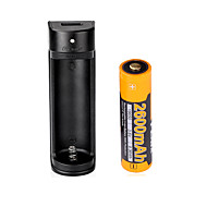Fenix  ARE-X1 Battery Charging Set with 1Pcs 2600mAh 18650 lithium battery