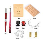 Manualno Makeup Kit Obrve Lips Tuš za oči Tattoo Machines 12. Stan 14. Stan