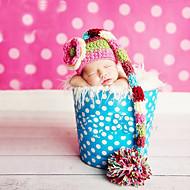 Tyttöjen Pojat Hatut ja lippikset,All Seasons Puuvilla Knitwear-Pinkki
