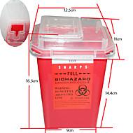Muhafaza Kabı Plastik Kırmızı Dövme Kaynağı dövme malzemeleri