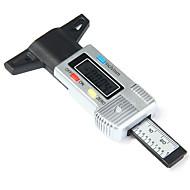 digitális lcd autógumi abroncs futófelülete mélységmérő tolómérő