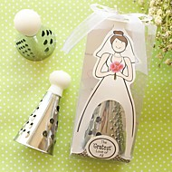 Bridal Dress Cheese Grater Beter Gifts® Bridesmaids Practical Kitchen Wedding Favor 6*4.8*13.5cm/box