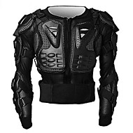 h-život f014 moto zaštitna jakna motocikla tijelo oklop crna crvena
