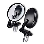 Μοτοσυκλέτα SENCART Μοτοσικλέτες XA/XB Μαύρο πίσω Mirror