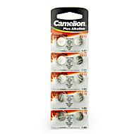 Camelion AG10 mince knoflíková alkalická baterie 1.5V 10pack