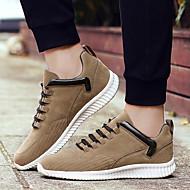 calçados esportivos verão conforto queda de couro sintético ao ar livre atlético ocasional de corrida lace-up dos homens
