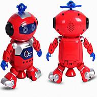 Kids 'Elektronik Öğrenme ve Eğitim Yurtiçi ve Kişisel Robotlar şan Dans Yürüyüş Atlama AM Plastik
