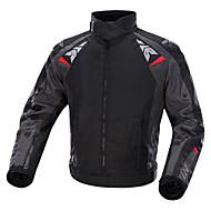 DUHAN ジャケット 織物 オールシーズン 防風 オートバイの腎臓ベルト