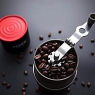 ALOCS Moedor de Café Único Portátil Aço Inoxidável para Campismo Piquenique Caça Viajar Churrasco Trilha