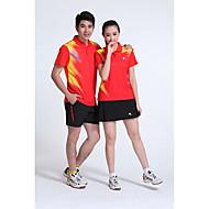 Set di vestiti/Completi-Badminton-Unisex-Traspirante Comodo-Giallo Bianco Rosso Blu