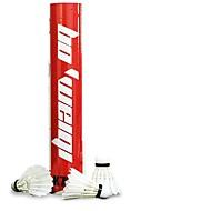 12 × 2 Badminton Volants Durable Stabilité pour Plume d'oie