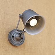 AC 110-130 AC 220-240 5 E26/E27 כפרי גס Retro צביעה מאפיין for LED סגנון קטן,תאורת סביבה קיר אורות LED אור קיר